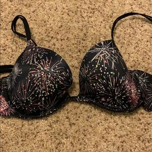 34C push-up bra VS EUC